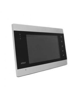 Wi-Fi Видеодомофон Arny AVD-720M Wi-Fi Black/SILVER/WHITE