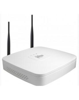 4-канальний Мережевий відеореєстратор DAHUA DH-NVR4104-W (WI-FI)