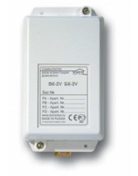 Блок коммутации домофона БК-2V