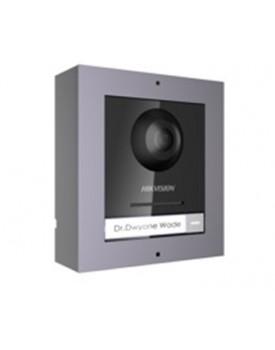 DS-KD8003-IME1/SURFACE Комплект модуля  IP панелі виклику  + накладна рамка