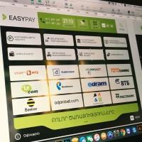 Оплата послуг в системі EasyPay