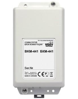 Блок комутації монітора відеодомофона БКМ-441