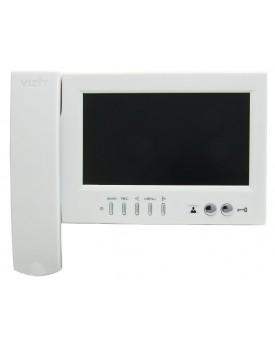 Монітор відеодомофона VIZIT-M468 MW